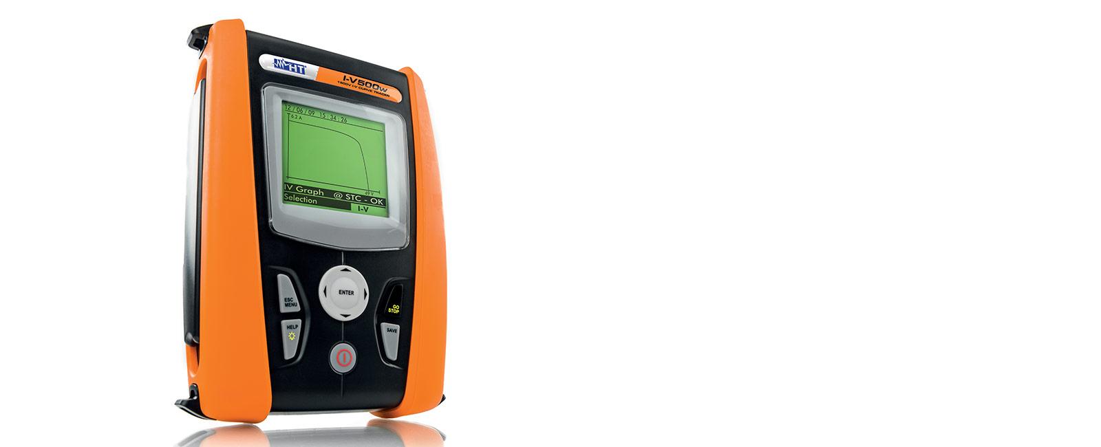 1500V I-V Curve Tracer I-V500w | HT Instruments