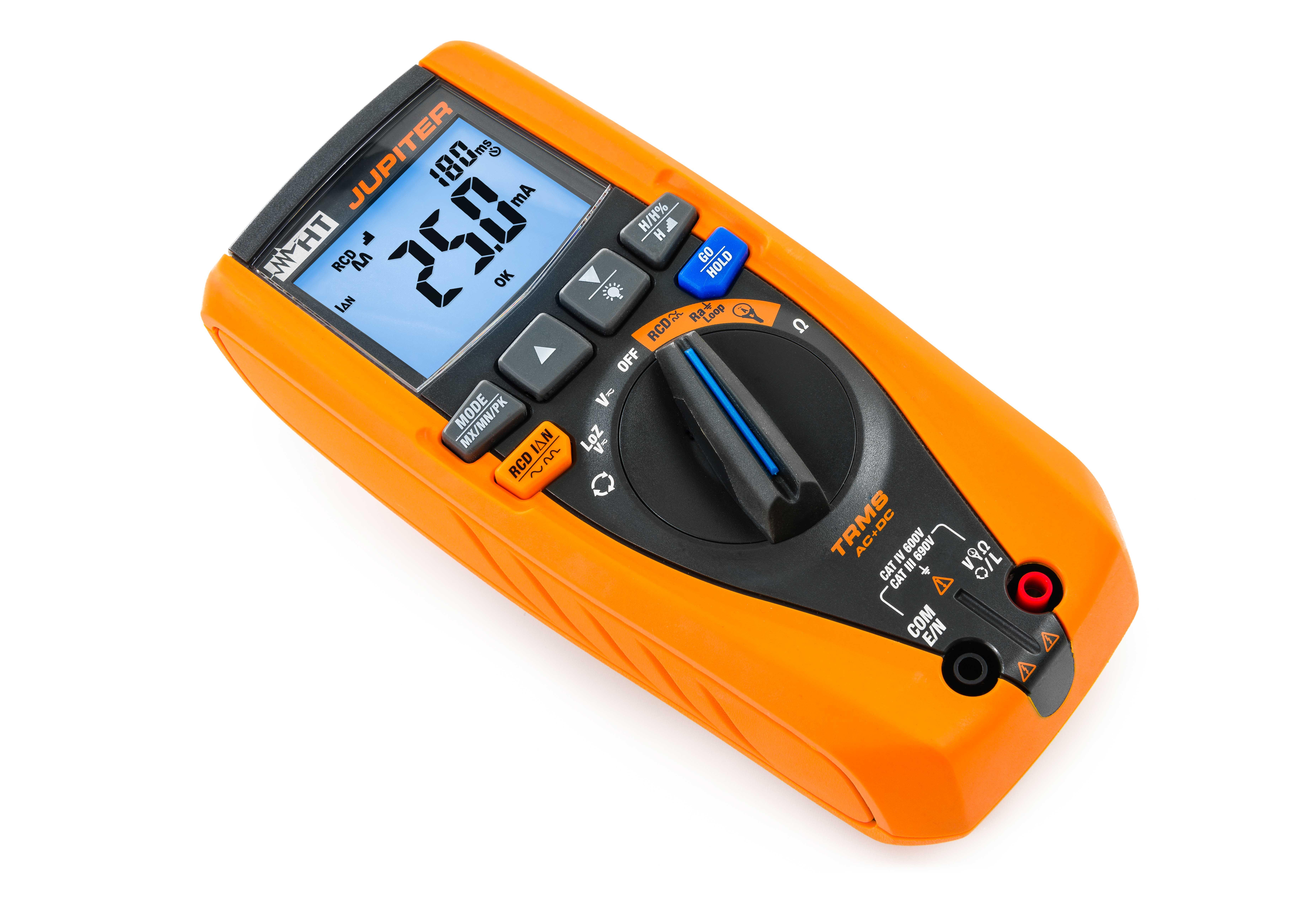 JUPITER, Digital Multimeters, TRMS | HT Instruments