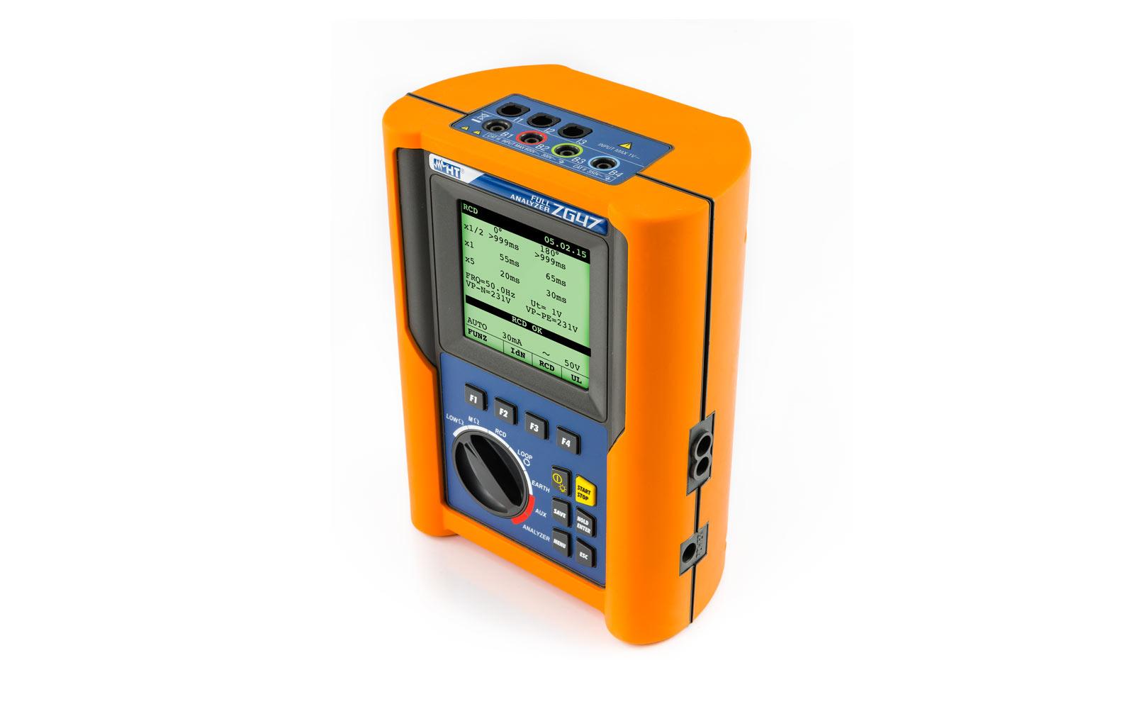 ZG47 HT Instruments #C76A04