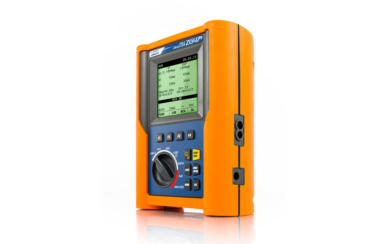 ZG47 HT Instruments #C76C04