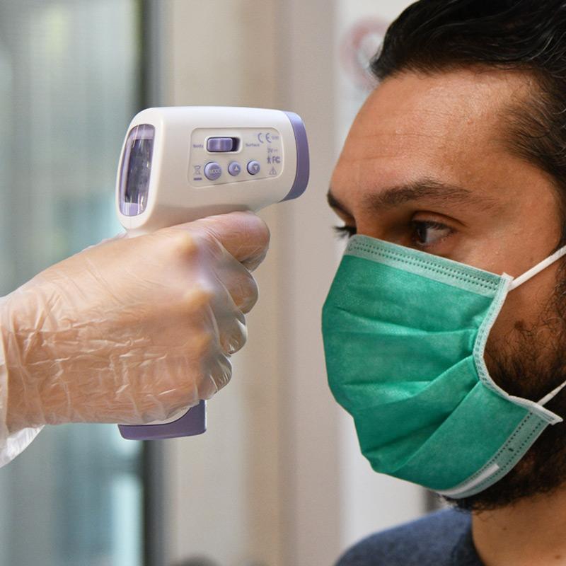 8806, Productos médicos, Termómetros Medicós | HT Instruments