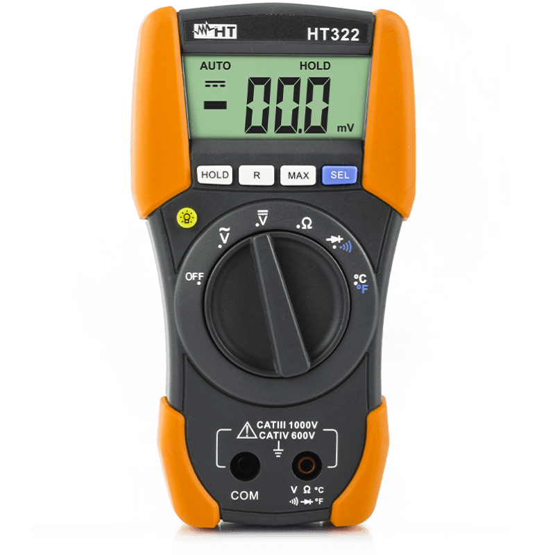 HT322, Digital Multimeters, Standard
