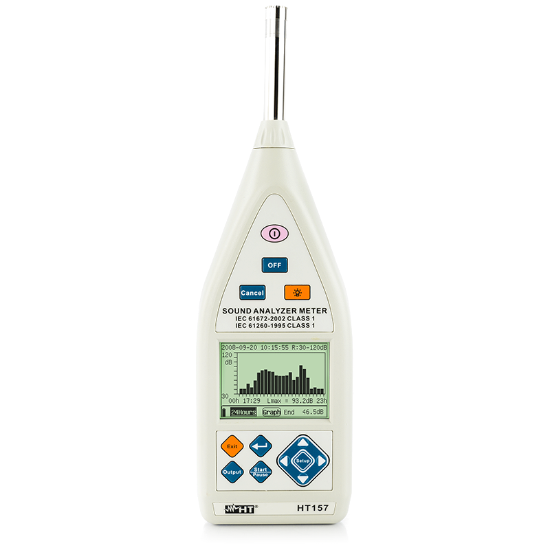 CLASS 1 Digital integrating sound level meter