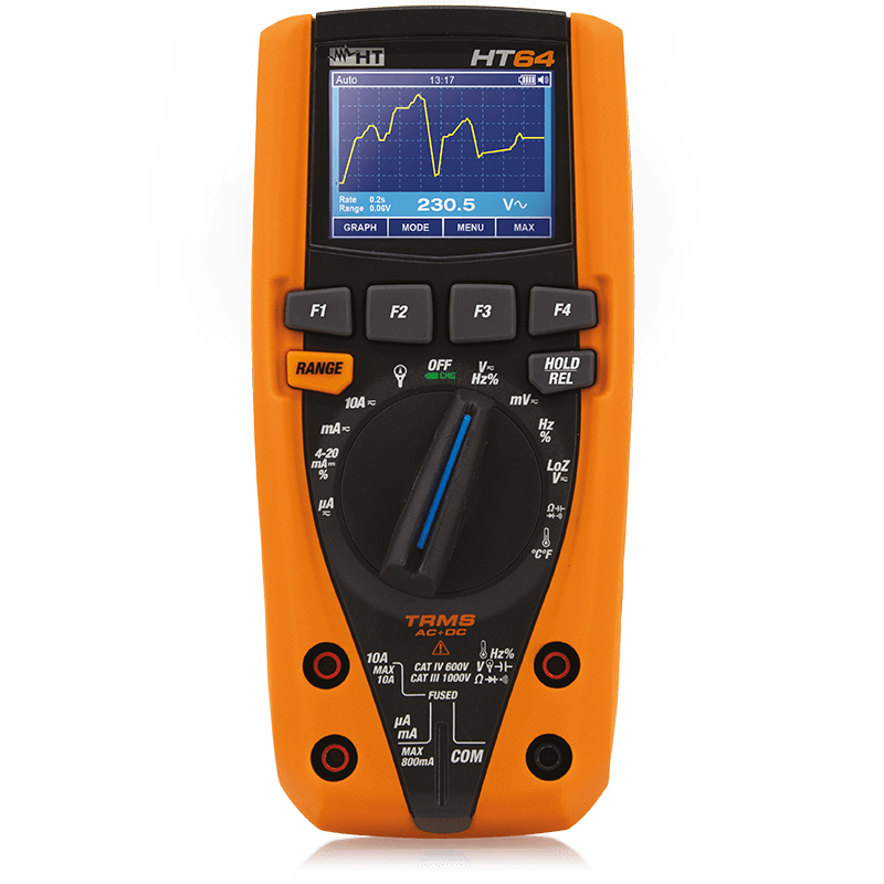 DIGITAL TRMS MULTIMETER