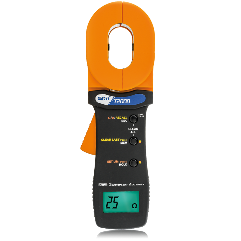 Earth Ground Clamp Meter